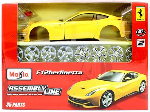 Buy Toy House 1:24 Ferrari 458 Italia Remote Control Car - Yellow