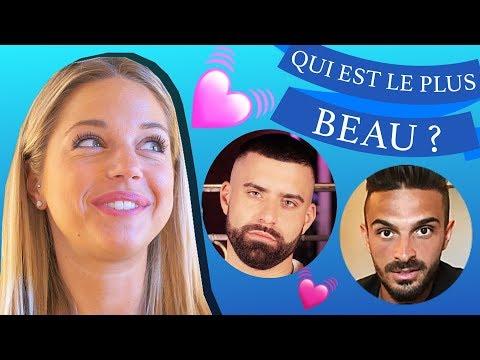 Maddy (Les Anges 10) : Qui est le plus beau ? Son chéri Vincent Queijo ?