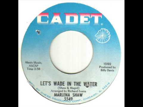 Marlena Shaw Let's Wade In The Water