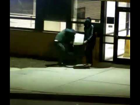 The Yonkers Police Department has released video of suspects stealing from city mailboxes.