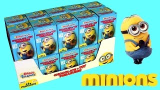 SURPRISE Choco Treasure MINIONS