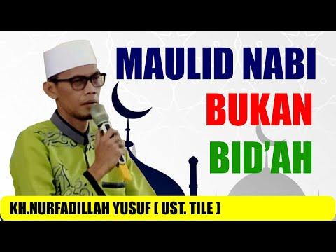 Ceramah Lucu Ustad Tile | Tentang Maulid Nabi Muhammad Saw