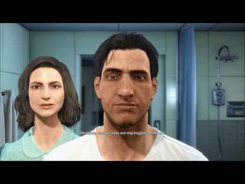 Fallout 4 Intro (Female Protagonist Perspective) HD 1080p
