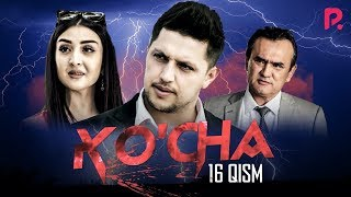 Ko'cha (o'zbek serial) | Куча (узбек сериал) 16-qism