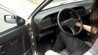 Seat Ibiza 021a 1,2 Glx System Porsche Ohne Schalldämpfer