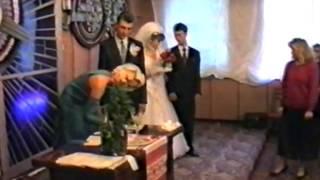 Нежин. Свадьба 1993 г.Роспись.