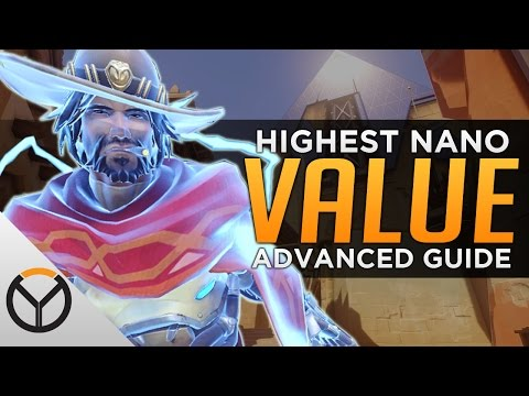 Overwatch: High Value Nano Timings - Ana Advanced Guide