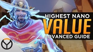 Overwatch: High Value Nano Timings - Ana Advanced Guide