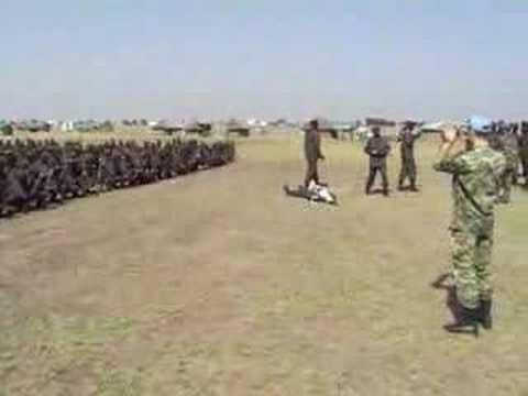 SPLA JIU ABUSHOK Battalion