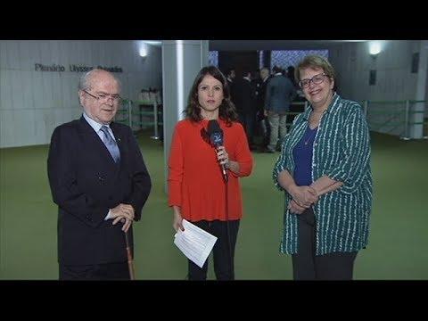 Deputados falam do impasse sobre votação fatiada da Reforma Política - 23/08/2017