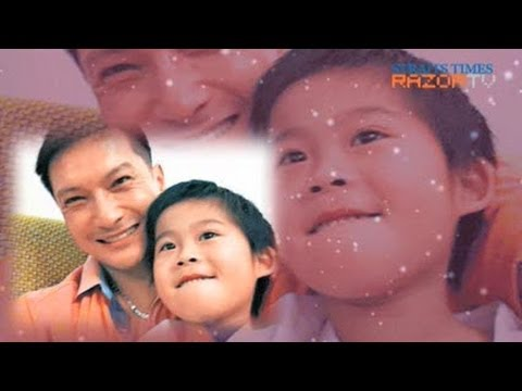 Proud father to an autistic son  (TVB actor Sunny Chan Pt 2)