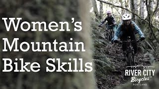 Women's MTB Skills • Volume 1