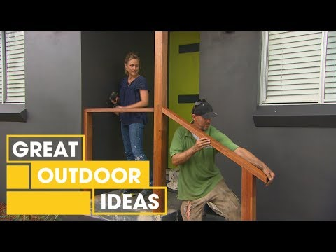 Front of House Face-Lift: Part 2 | Outdoor | Great Home Ideas