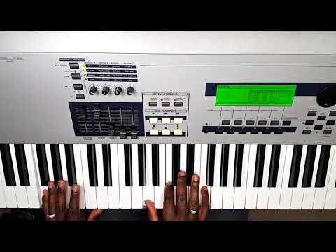 No Reason to Fear JJ Hairston Piano Tutorial Part I