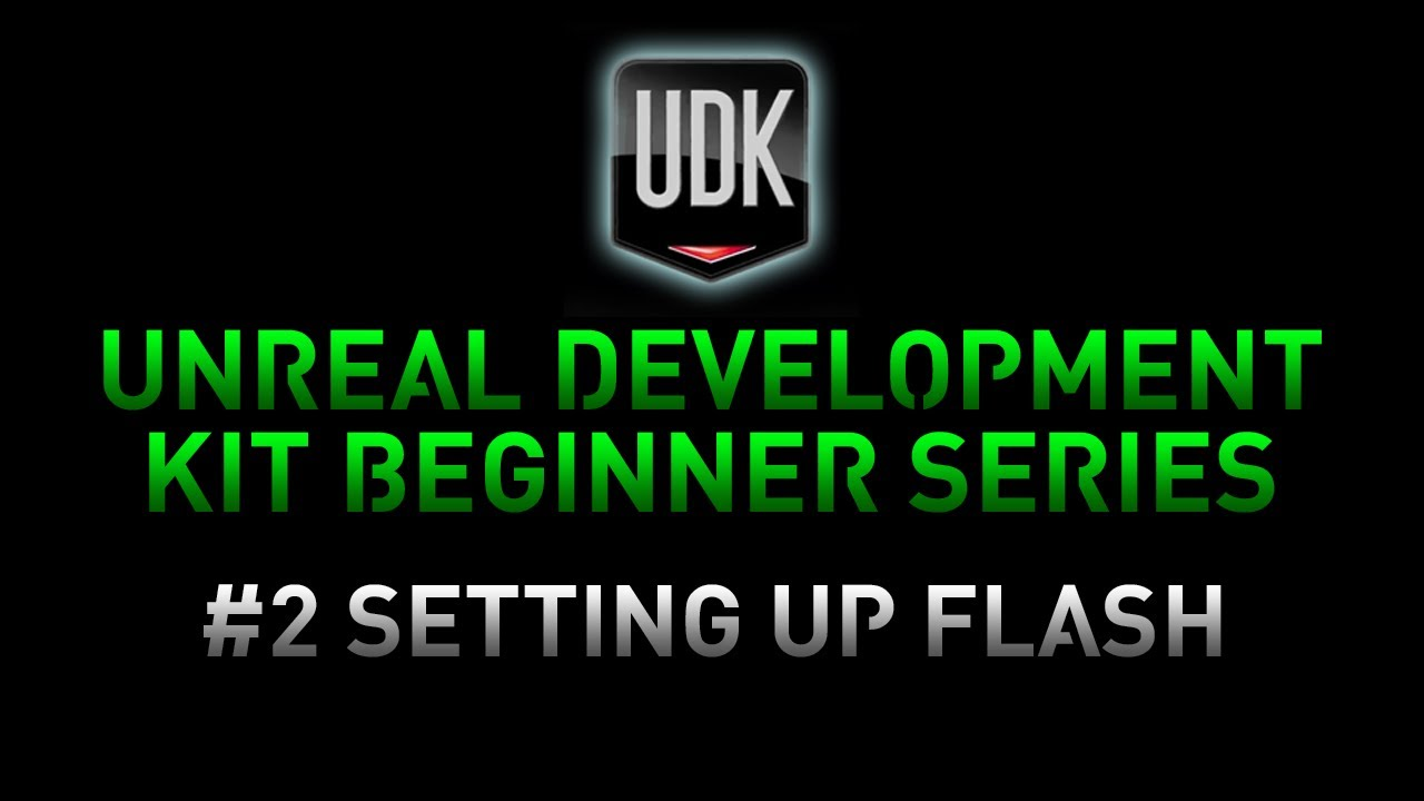 UDK Tutorial Advanced Game Development Series Making A Scaleform - Advanced game design with flash