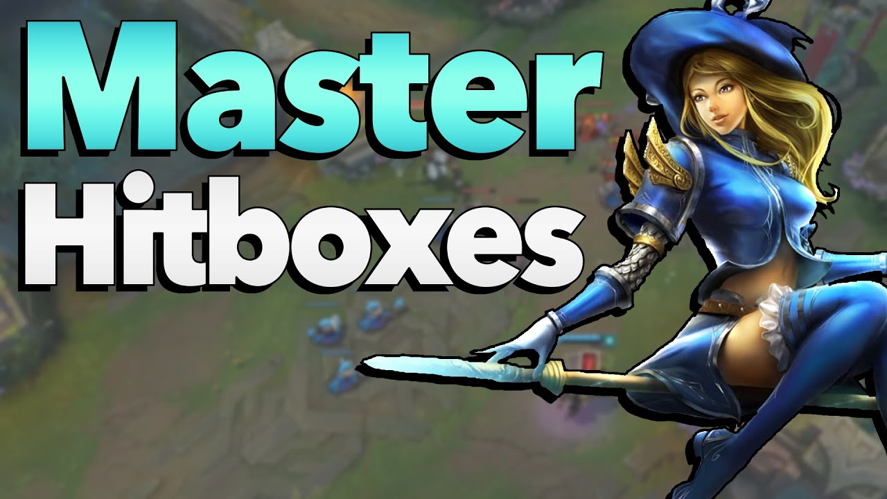 Use Hitboxes Like a PRO in League of Legends