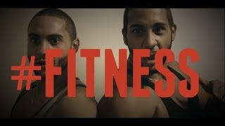 Robin Thicke - Blurred Lines (Fitness Parody)