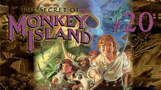 The Secret of Monkey Island #20 [FINAL] - ¡Hay que detener esa boda!