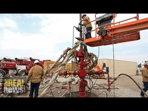 TRNN Debate: Can Fracking Help The U.S. Move Away From Fossil Fuel Consumption?