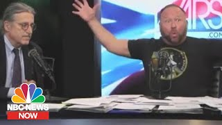 Breaking Down The Case Against Alex Jones | NBC News Now