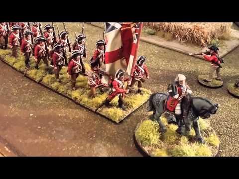 AWI 28mm British Regiment Painting Update