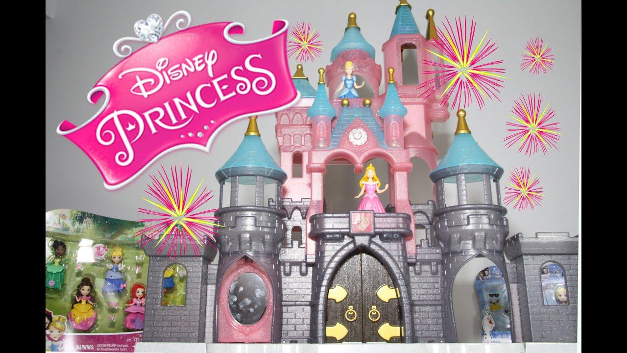 Cinderella39s Castle Toy Playset Review Disney Little