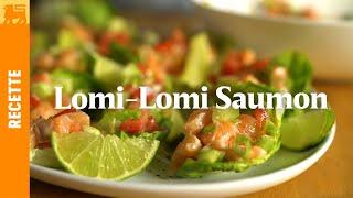 Lomi-Lomi Salmon