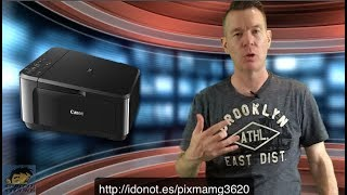 Canon Pixma MG3620 wireless printer review
