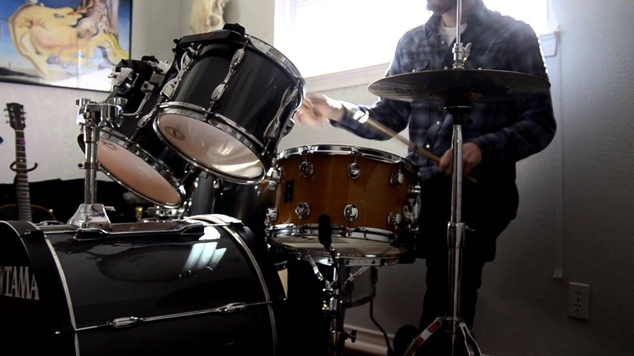 Tama Rockstar Drum Set   YouTube Tama Rockstar Drum Set