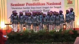Bina Vokalia SD Al Firdaus Solo - Indonesia Jaya