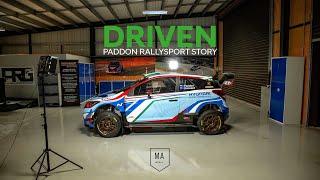 DRIVEN - The Paddon Rallysport Story - Episode One