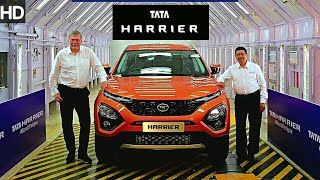 Tata Harrier Launch date Price Full Review in Hindi