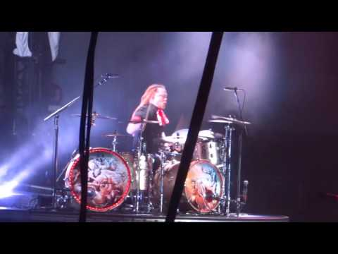 Shinedown, Adrenaline, Blue Cross Arena, Rochester NY 11/22/16