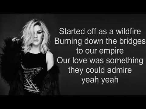 Kygo & Ellie Goulding - First Time (LYRICS)