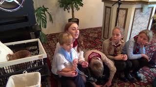 Kazanie dla dzieci Aliny Czarneckiej