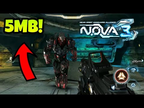 N.O.V.A 3 Android Highly Compressed (5 MB)
