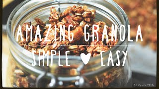Best Online Granola Recipe For Beginners Guaranteed !