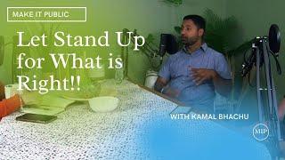 Make It Public Episode 8 | Kamal Bhachu | Whatcom County Council