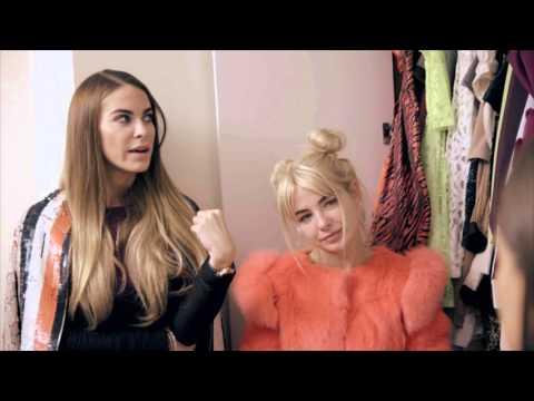 Made In Chelsea | Jess and Victoria Get the Louise Look | Chelsea Style Secrets | Rimmel London