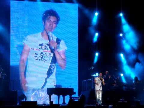 """Lee Hom """"Music-Man"""" Concert live in KL (ending)"""