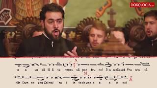 """Corul Byzantion - Condacul Nașterii Domnului """"Fecioara, astăzi"""""""