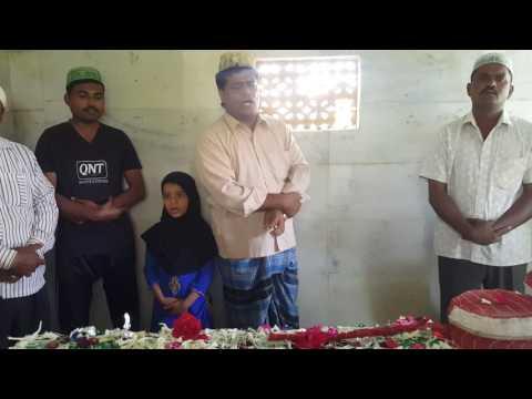 Hazrat peer sayed fakhruddin shah sabri (baba fakhar) ki niaz ke video he