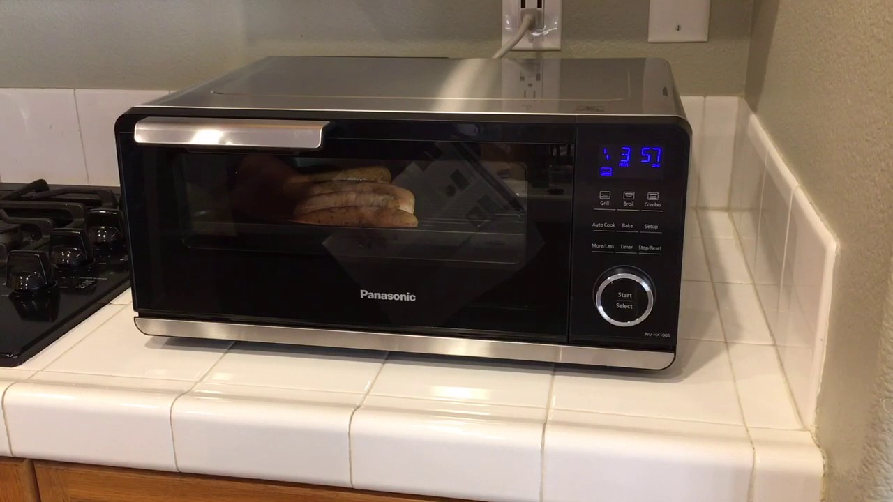 Countertop Oven Made In Usa : Panasonic Countertop Induction Oven - YouTube