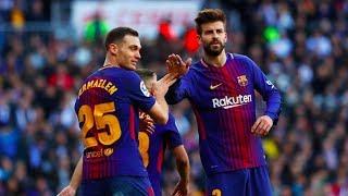 Barcelona injury update ft pique ...