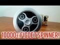Wie lange dreht sich ein 10000€ Figdet Spinner? + Tricks mit Glückskatze Mau