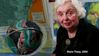 Maureen Raymo on Why We Celebrate Marie Tharp