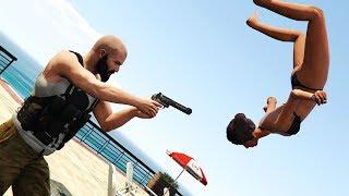GTA 5 FUNNY MOMENTS / FAILS #25 (Grand Theft Auto V Fails Plays)