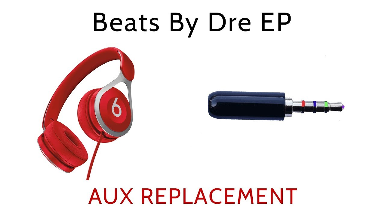 Beats By Dre EP Broken Not Working AUX 3.5mm Audio Jack Tip Plug Repair  Replacement Repair - YouTube | Beats Wiring Diagram |  | YouTube