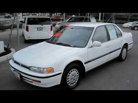 1993 Honda Accord Concord CA