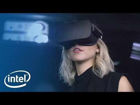 An Interactive VR Experience | Making of Pale Blue Dot: Ep. 1 | Intel